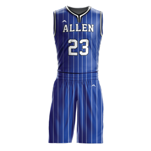 Image for Basketball Uniform Sublimated 517