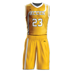 Image for Basketball Uniform Sublimated 518