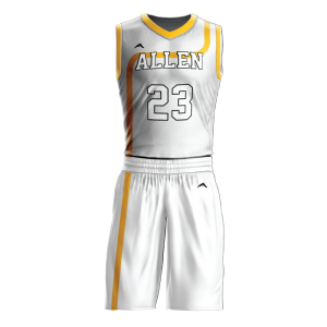 Image for Basketball Uniform Pro 225 Away