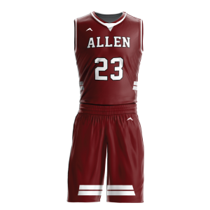 Image for Basketball Uniform Pro 226 Away