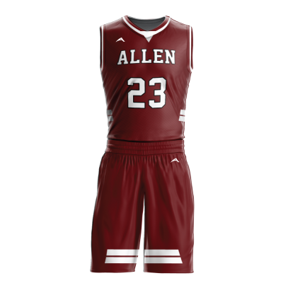 Custom basketball uniform PRO 226