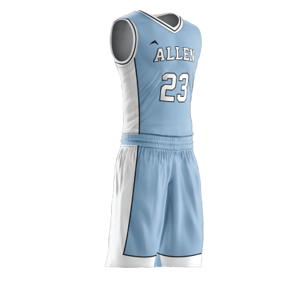 BASKETBALL UNIFORM PRO 228 SIDE
