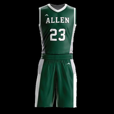 Custom basketball uniform PRO 229