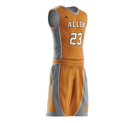 BASKETBALL UNIFORM PRO 232 SIDE