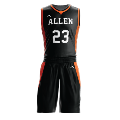 Custom basketball uniform PRO 233
