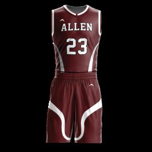 Image for Basketball Uniform Pro 235