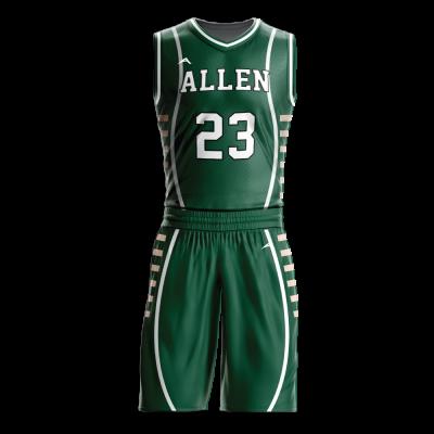 Custom basketball uniform PRO 236