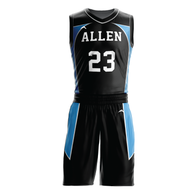 Custom basketball uniform PRO 237