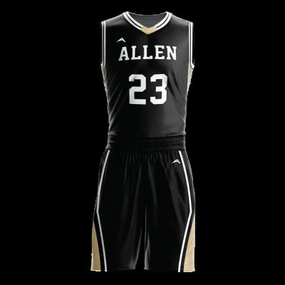 Custom basketball uniform PRO 238