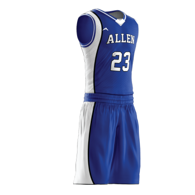 BASKETBALL UNIFORM PRO 239 SIDE