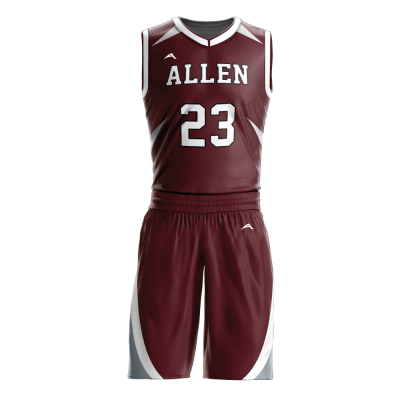 Custom basketball uniform PRO 240