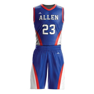 Image for Basketball Uniform Pro 248-2