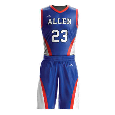 Custom basketball uniform PRO 241