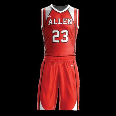 Custom basketball uniform PRO 242