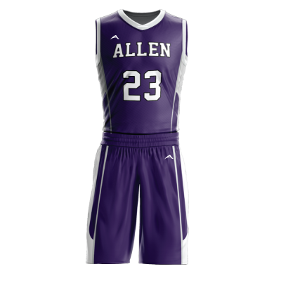 Custom basketball uniform PRO 244
