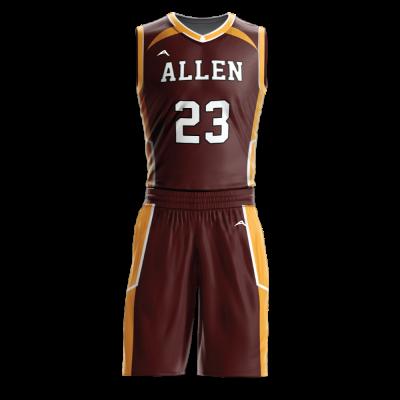 Custom basketball uniform PRO 246