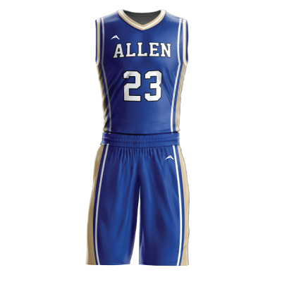 Custom basketball uniform PRO 247
