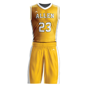 Image for Basketball Uniform Pro 248