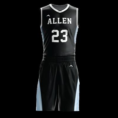 Custom basketball uniform PRO 249