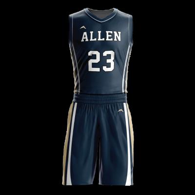 Custom basketball uniform PRO 250
