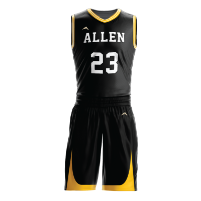 Custom basketball uniform PRO 251