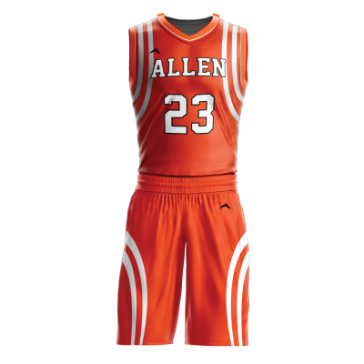 Custom basketball uniform PRO 252