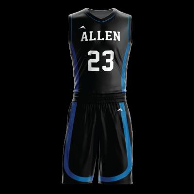 Custom basketball uniform PRO 254