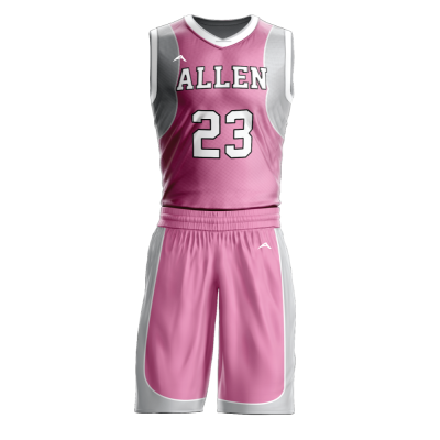Custom basketball uniform PRO 255