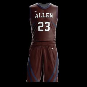 Image for Basketball Uniform Pro 256