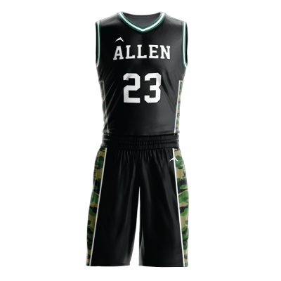 Custom basketball uniform PRO 262