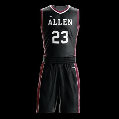 Custom basketball uniform PRO 264