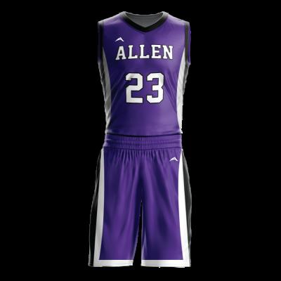 Custom basketball uniform PRO 267