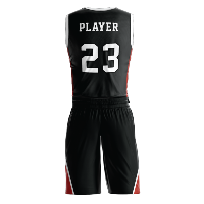 BASKETBALL UNIFORM PRO 268 BACK
