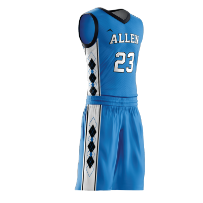 BASKETBALL UNIFORM PRO 270 SIDE
