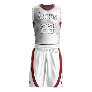 Image for Basketball Uniform Pro 272
