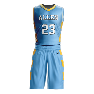 Image for Basketball Uniform Pro 273