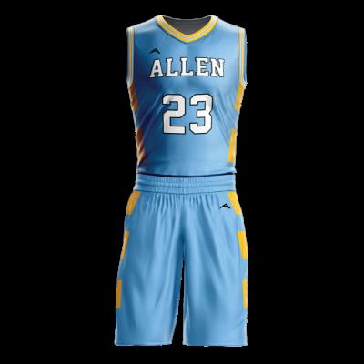 Custom basketball uniform PRO 273