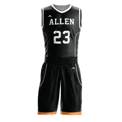 Custom basketball uniform PRO 277