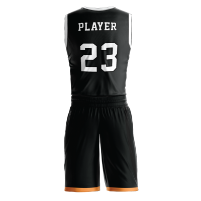 BASKETBALL UNIFORM PRO 277 BACK