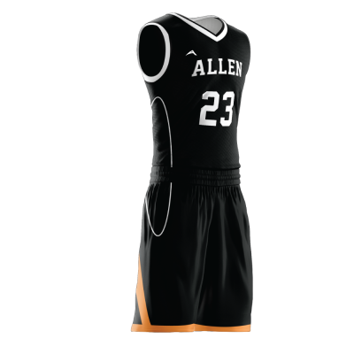 BASKETBALL UNIFORM PRO 277 SIDE