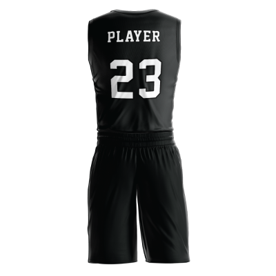 BASKETBALL UNIFORM PRO 279 BACK