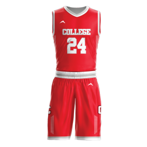 Image for Basketball Uniform Sublimated College