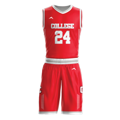 BASKETBALL UNIFORM SUBLIMATED COLLEGE