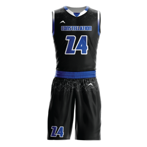 Image for Basketball Uniform Sublimated Constellation