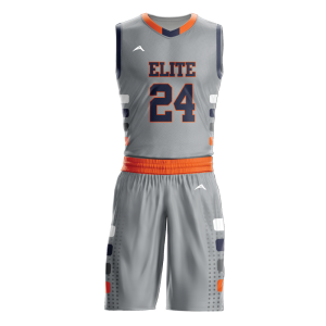 Image for Basketball Uniform Sublimated Sublimated