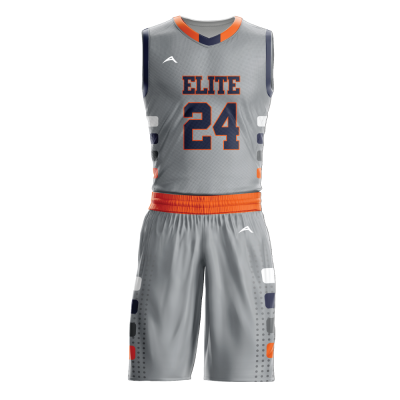 Custom basketball uniform sublimated sublimated