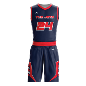 Image for Basketball Uniform Sublimated Jets