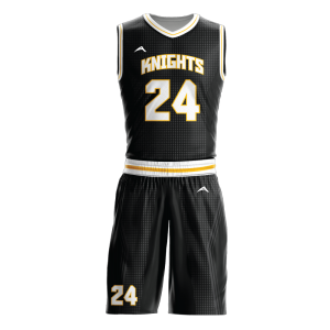 Image for Basketball Uniform Sublimated Knights