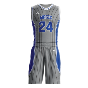 Image for Basketball Uniform Sublimated Magic