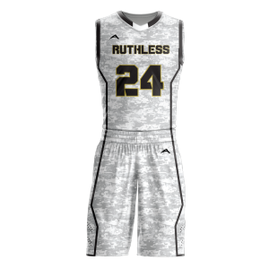 Image for Basketball Uniform Sublimated Ruthless